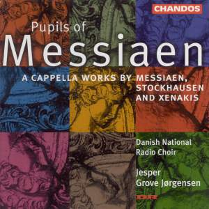 Pupils of Messiaen