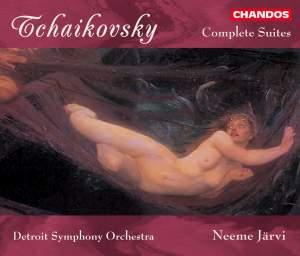 Tchaikovsky - Complete Suites