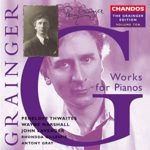 The Grainger Edition Volume 10