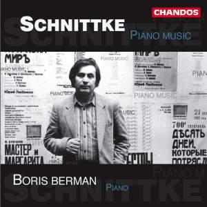 Schnittke - Piano Music