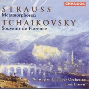 Tchaikovsky: Souvenir de Florence & R. Strauss: Metamorphosen