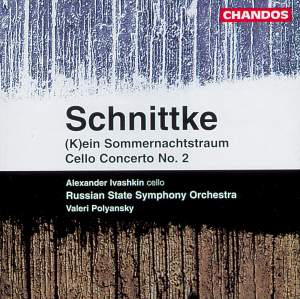 Schnittke: Cello Concerto No. 2 & Kein Sommernachtstraum Product Image