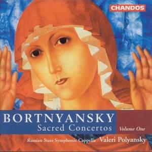 Bortnyansky - Sacred Concertos Volume 1