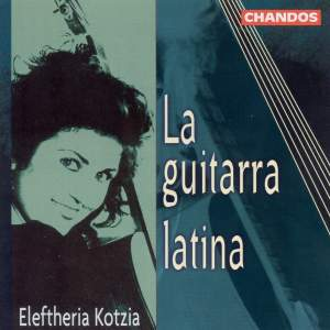 La Guitarra Latina