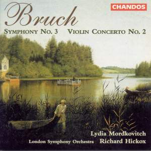 Bruch: Symphony No. 3 in E major, Op. 51, etc. Product Image