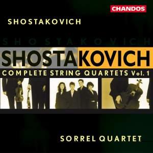 Shostakovich - Complete String Quartets Volume 1