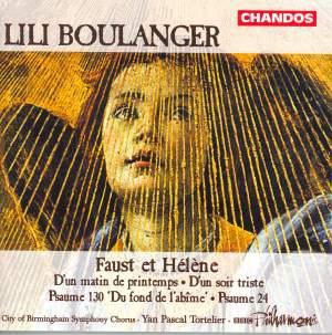 Lili Boulanger - Faust et Hélène
