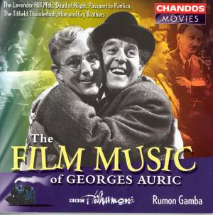 The Film Music of Georges Auric