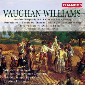 Vaughan Williams: In the Fen Country, etc.