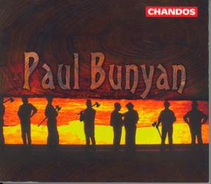 Britten: Paul Bunyan Product Image