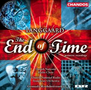 Langgaard, R: Endens Tid (The End of Time), BVN 243, etc. Product Image