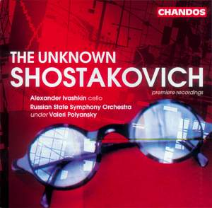 The Unknown Shostakovich Product Image