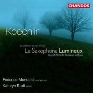 Koechlin - Le Saxophone Lumineux