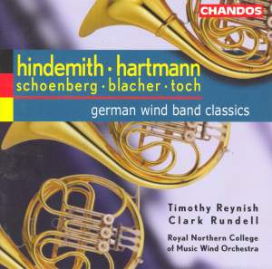 German Wind Band Classics Product Image