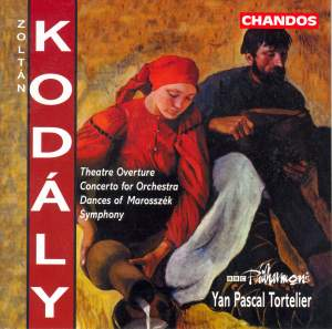 Kodály: Theatre Overture, etc.