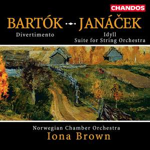 Bartók & Janáček: Works for String Orchestra