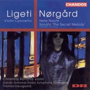 Ligeti / Nørgård - Violin Works
