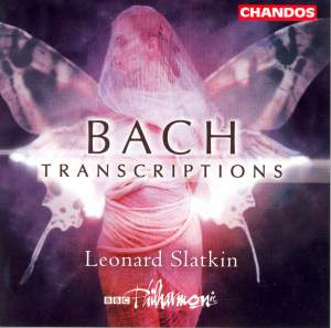 Bach - Transcriptions for Orchestra Product Image