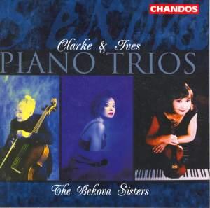 Clarke & Ives - Piano Trios