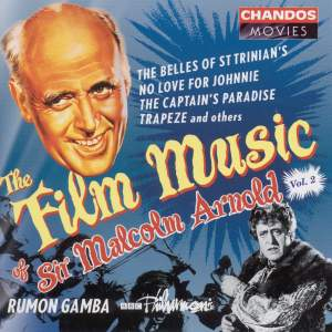 The Film Music of Sir Malcolm Arnold Volume 2 Product Image