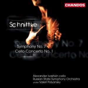 Schnittke: Symphony No. 7, etc. Product Image