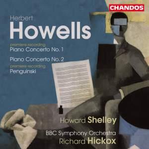 Howells - Piano Concertos