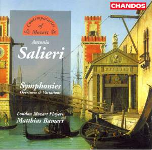 Contemporaries of Mozart - Antonio Salieri