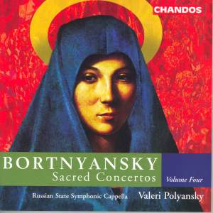 Bortnyansky - Sacred Concertos Volume 4
