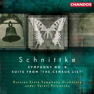 Schnittke: Symphony No. 8, etc.