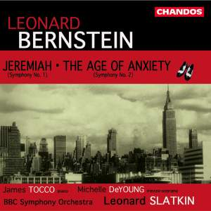 Bernstein: Symphony No. 1 'Jeremiah', etc. Product Image