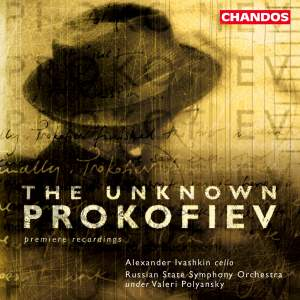 The Unknown Prokofiev Product Image