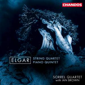 Elgar: String Quartet & Piano Quintet Product Image