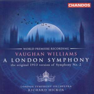 Vaughan Williams: A London Symphony Product Image