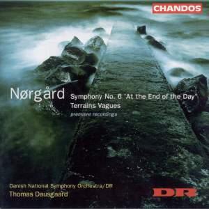 Nørgård: Symphony No. 6 & Terrains Vagues Product Image