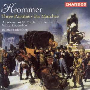 Krommer: Three Partitas and Six Marches