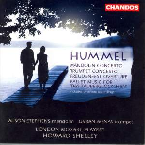 Hummel, J: Mandolin Concerto in G major, etc.