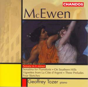 McEwen - Piano Works Product Image