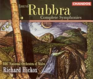 Rubbra - Complete Symphonies