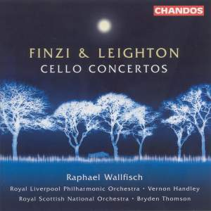 Finzi & Leighton - Cello Concertos