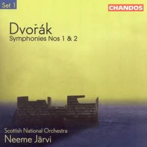 Dvorak: Symphonies Nos. 1-9