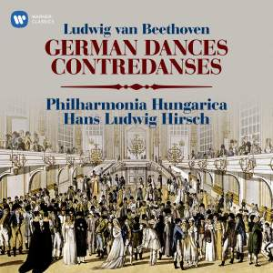 Beethoven: German Dances, WoO 8 & Contredanses, WoO 14