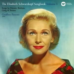 The Elisabeth Schwarzkopf Songbook, Vol. 4