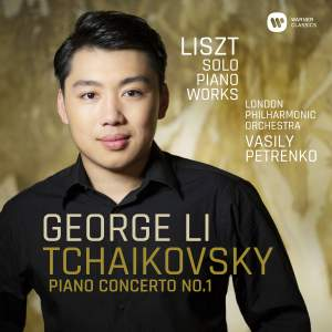 Tchaikovsky: Piano Concerto No. 1 & Liszt: Piano Works Product Image