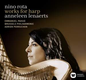 Nino Rota: Works for Harp