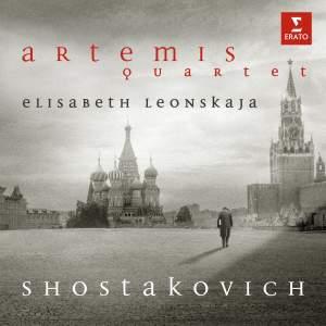Shostakovich: String Quartet Nos. 5, 7 & Piano Quintet