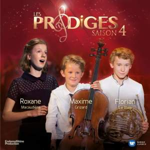 Les Prodiges Season 4
