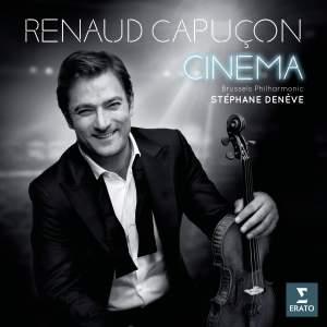 Renaud Capuçon: Cinema Product Image