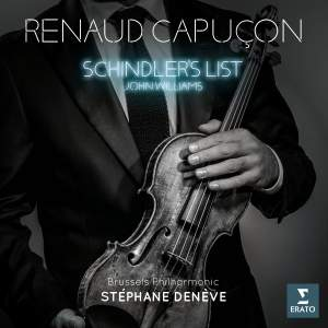 Main Theme From 'Schindler's List'