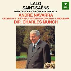 Saint-Saëns: Cello Concerto No. 1 - Lalo: Cello Concerto
