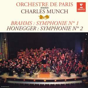 Brahms: Symphony No. 1 - Honegger: Symphony No. 2